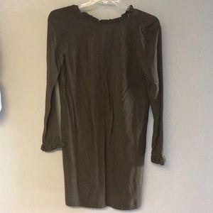 Brand New H&M Olive Dress Size 4